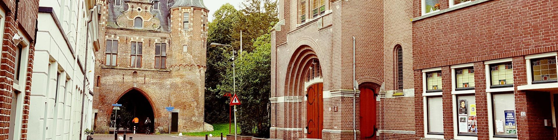 Onderweg naar één kerk
