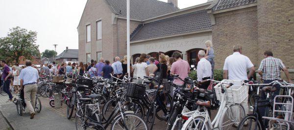 Kanselruil in Bunschoten-Spakenburg en Eemdijk