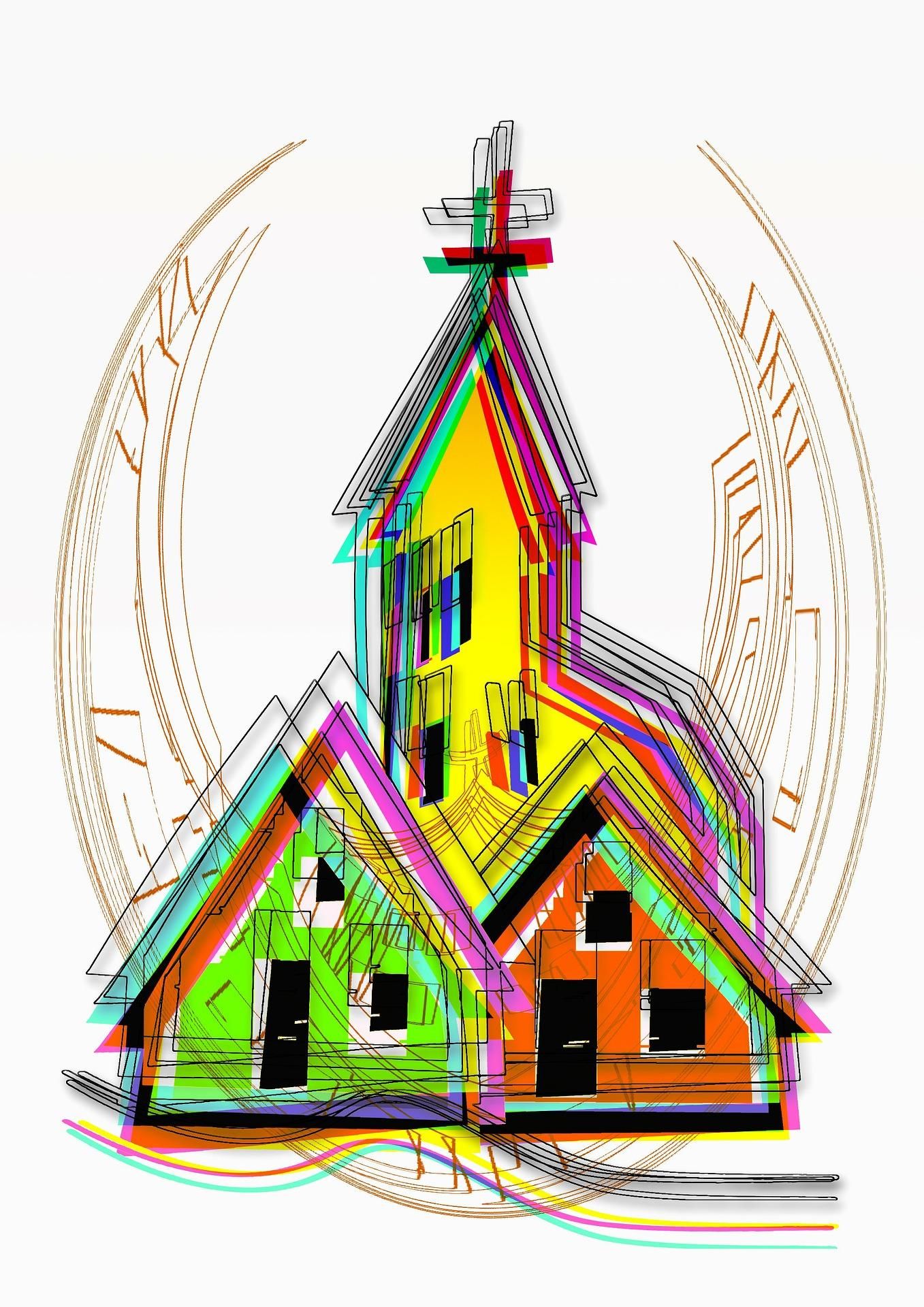 """""""Verlangen naar een nieuwe kerk"""""""